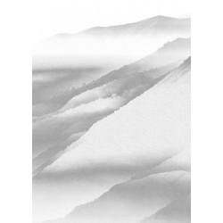 ΦΩΤΟΤΑΠΕΤΣΑΡΙΑ ΤΟΙΧΟΥ KOMAR R2-010 WHITE NOISE MOUNTAIN 200x280