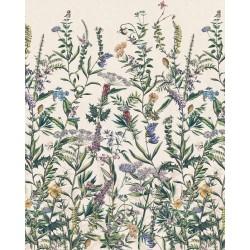 X4-1011 Φωτοταπετσαρία τοίχου KOMAR Flowering Herbs 200x250cm